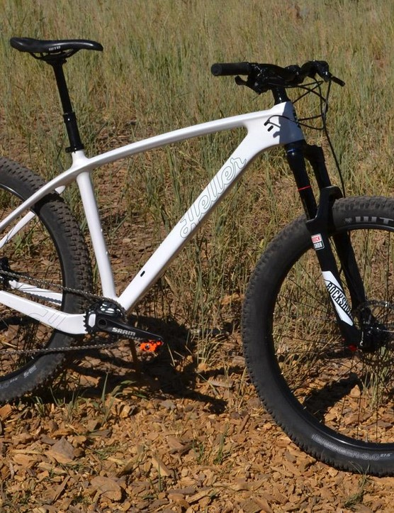 Heller's Shagamaw GX1 elevates the hardtail to all-mountain charger