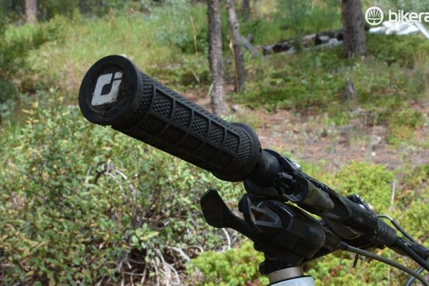 ODI's Elite Pro Lock-On grips have quite the impressive name