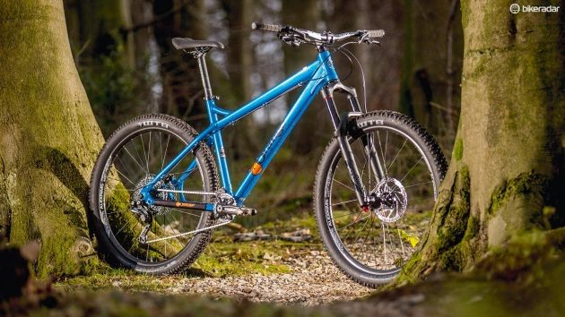 Orange's Crush S shows you don't need full suspension for full-on fun