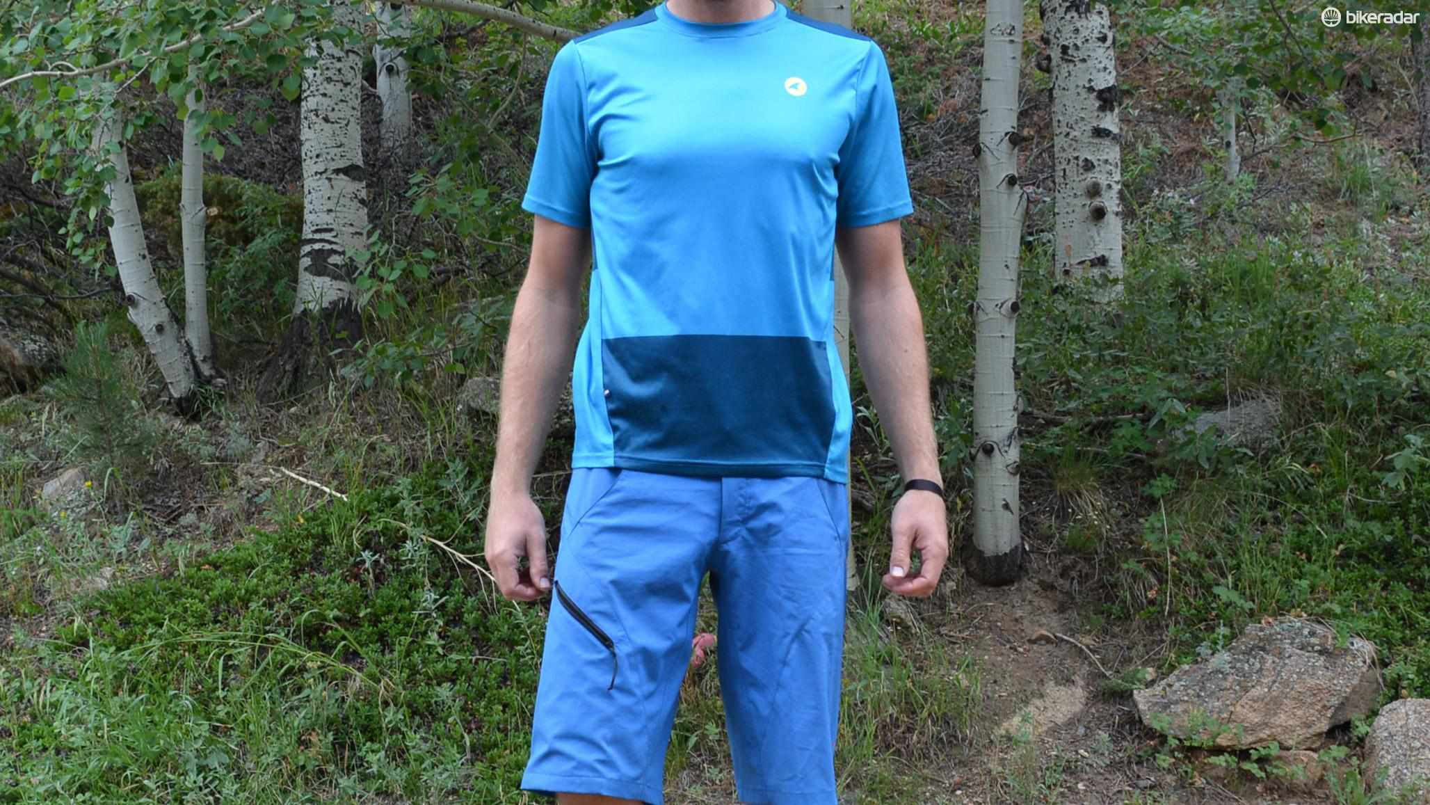 Pactimo's Apex MTB jersey is a keeper, silky soft and trim fitting