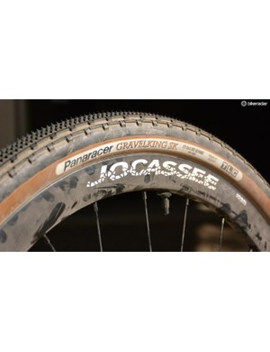 Panaracer's GravelKing SK are a 27.5in tire option for most gravel and adventure road bikes