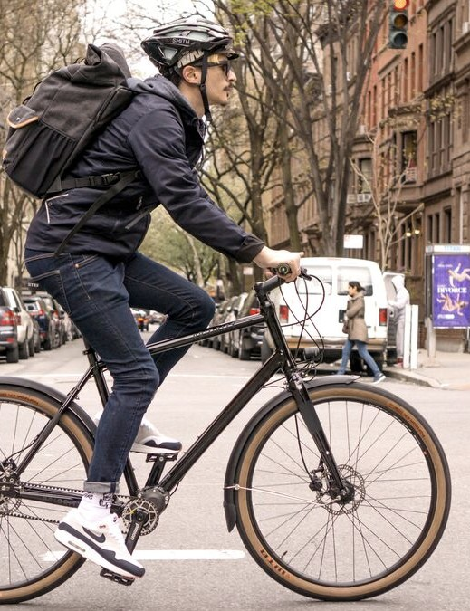 Priority's latest 600 is loaded with commuter and all-road features