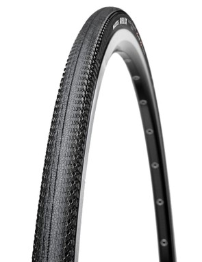 Maxxis's proven Relix tread will be offered as a 23 and 25mm tubulars