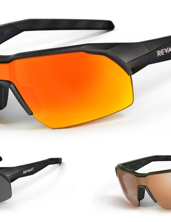Revant's S2L sunglasses look to be the most cycling specific