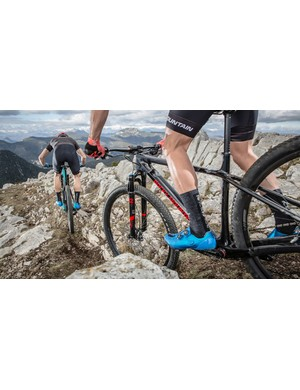 Rocky Mountain has updated its no-holds-barred cross country Vertex hardtails