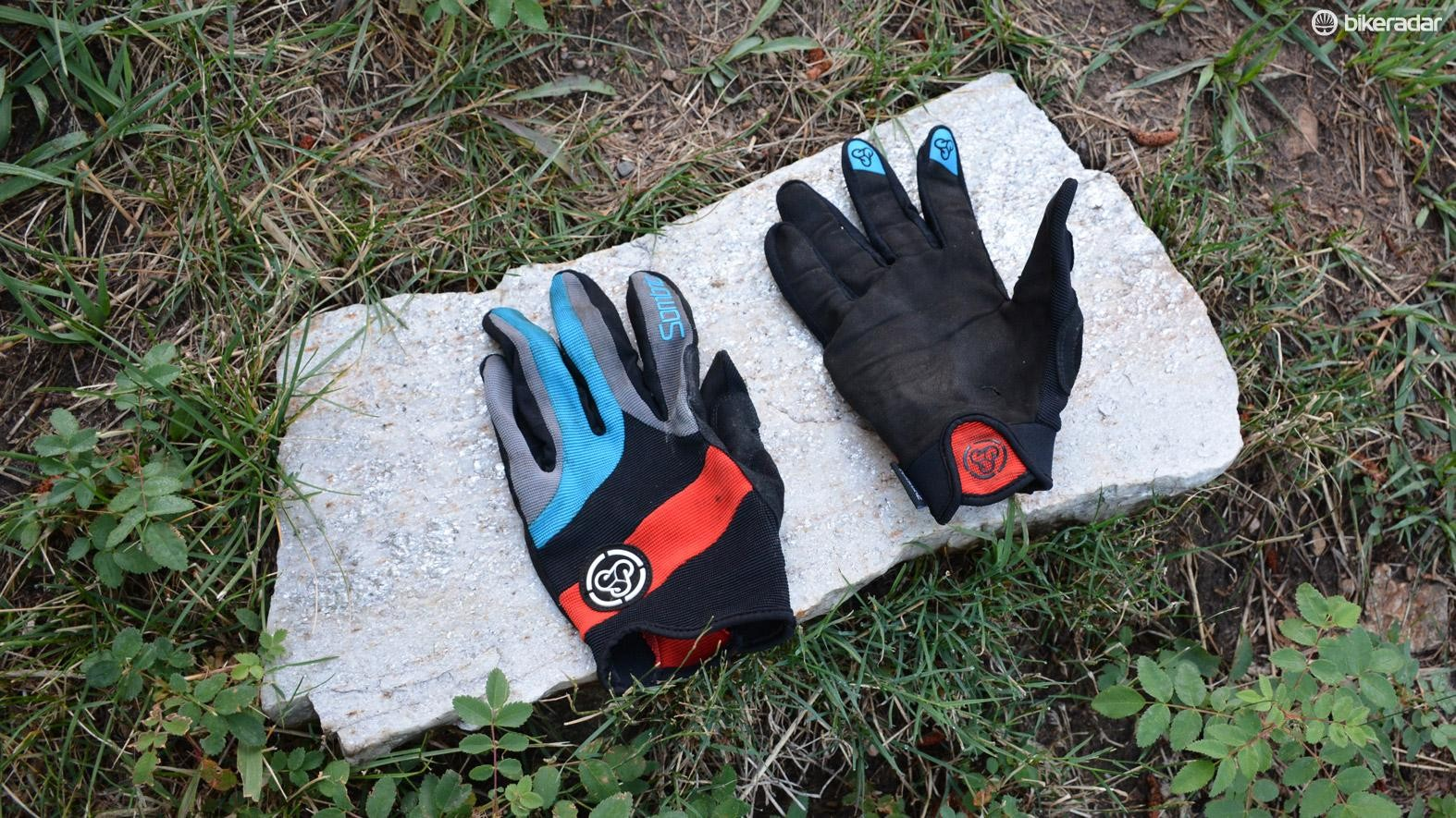 Sombrio's Prodigy gloves are built for mountain bikers, from dirt jumpers to trail rippers