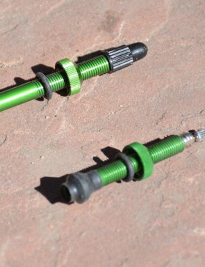 Leave your tubeless valve woes behind with Speed Evolution's Alloy Tubeless Valve Stems