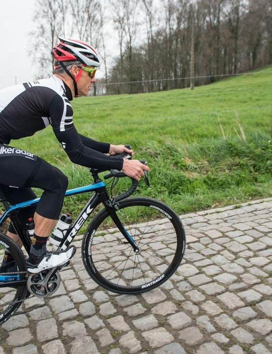 The Trek Domane SLR is the most important endurance bike of 2016