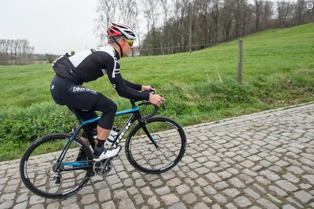 The Trek Domane SLR is the most important endurance bike of 2016