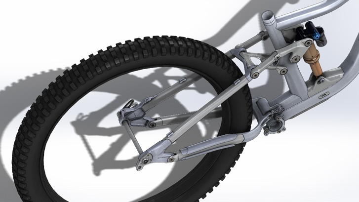 Forget about Boost, all of Knolly's new bikes will use a 12x157mm rear axle spacing