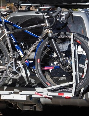 1up USA doesn't enjoy the widespread recognition of major players like Thule, Yakima, and Kuat given its consumer-direct business model but its innovative Quik Rack is nevertheless one of the best on the market