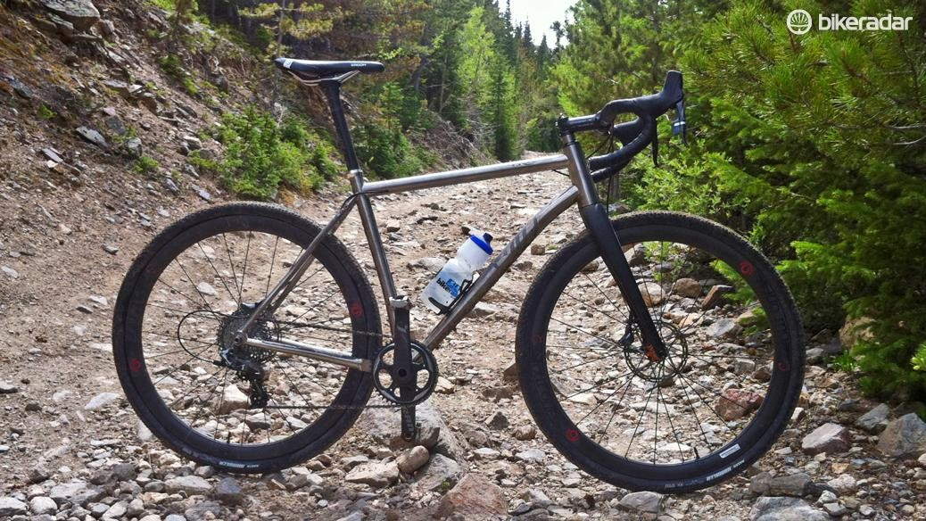 Why Cycles R+ is a purpose-built gravel bike. This 'road' might surpass the gravel category however