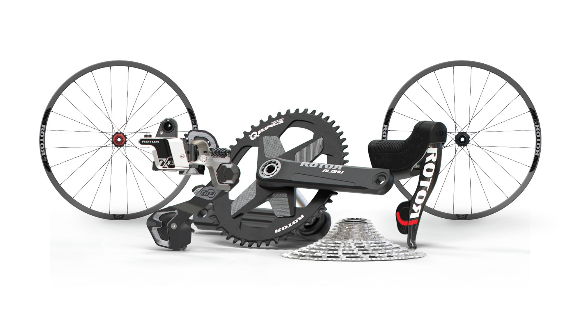 The Adventure groupset is aimed at all-round riding