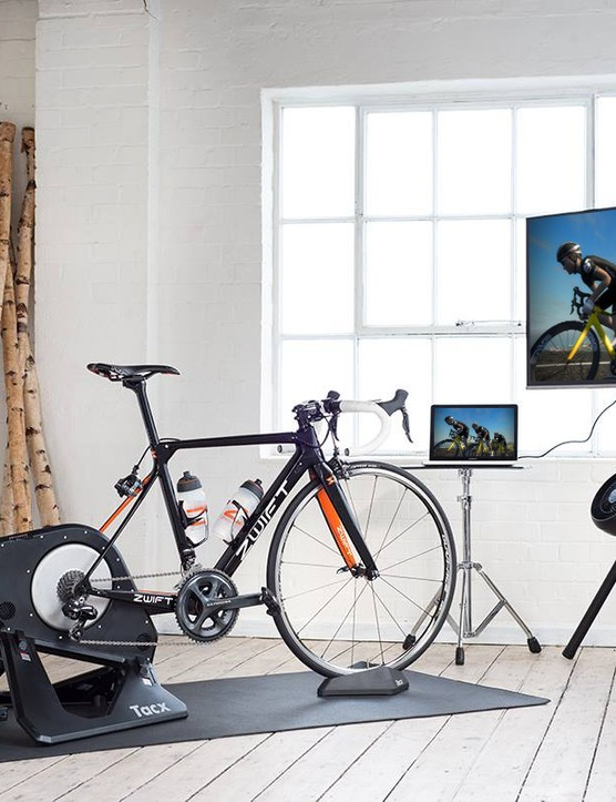 Training indoors and online can now benefit more than just you