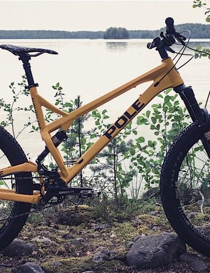 The Evolink 130 Plus bike