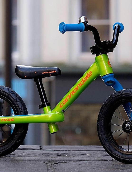 Balance bikes are great for learning how to ride, but won't work for longer distances.