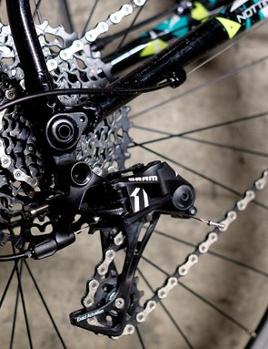 For me, the big range rear cassette didn't quite offset the lack of front derailleur, particularly on longer rides