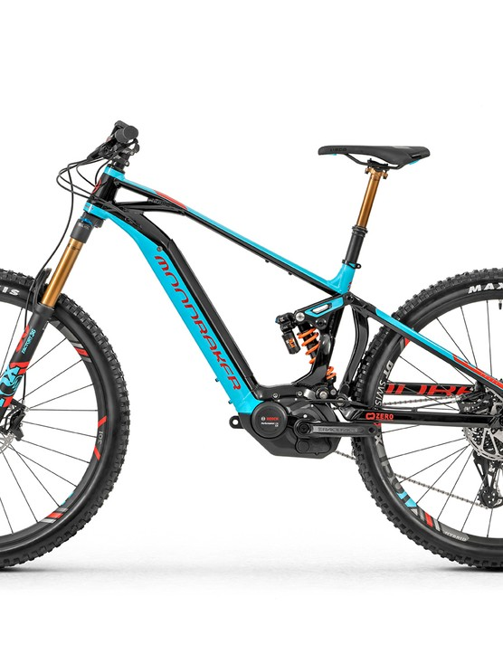 The Mondraker Level RR will cost €8,599