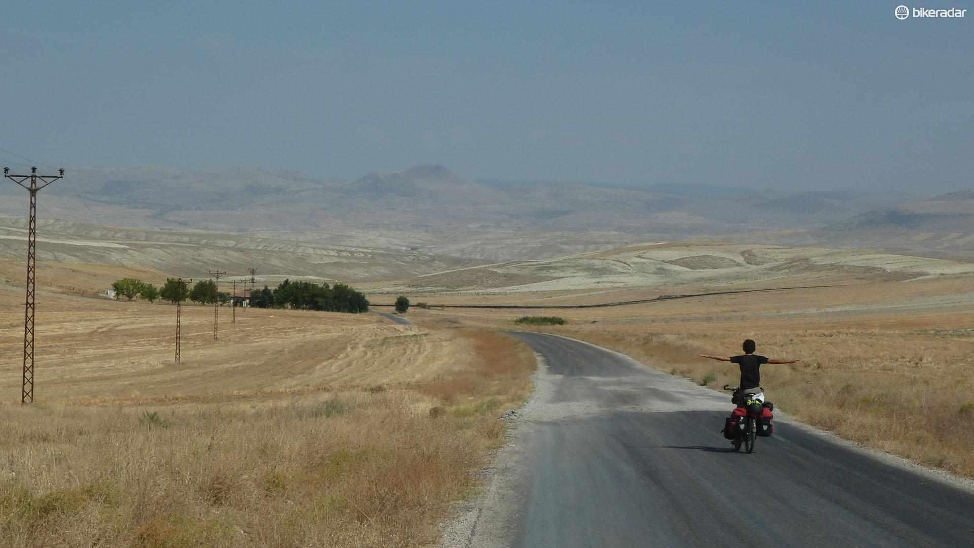 Riding free in Turkey
