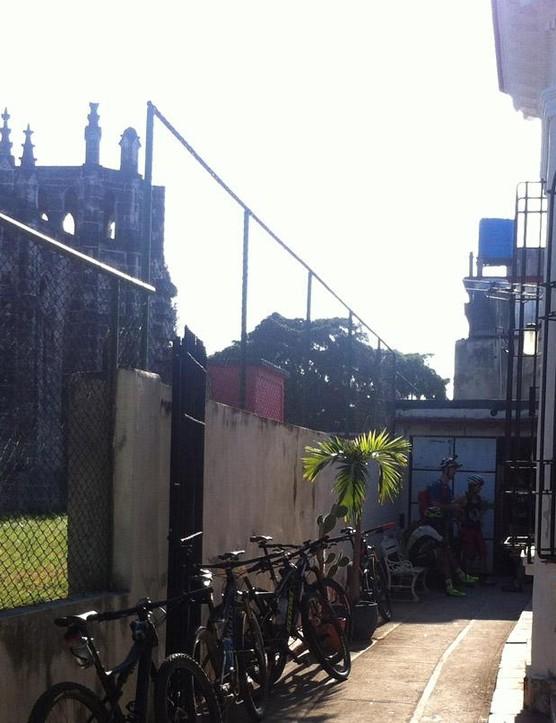 We found Ruta Bikes, which is a small bike shop / tour company