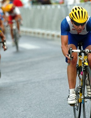 Women's cycling is aggressive when there are riders like Nicole Cooke around