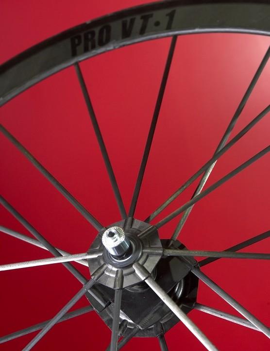 Lew Pro VT-1 rear wheel