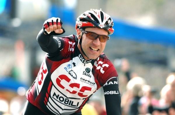 Cycling : Tour of California / Stage 3 Arrival / VOIGT Jens (Ger) Celebration Joie Vreugde  Stockton - San Jose (152 Km)  / Ronde van Californie (c)Tim De Waele