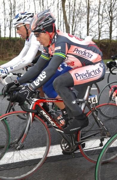 Cycling : Omloop Het Volk  MCEWEN Robbie (Aus) Gent - Lokeren (200 Km) (c)Tim De Waele