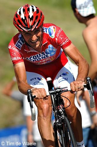 Cycling: 90e Giro d'Italia / Stage 13GARZELLI Stefano (Ita) / Biella - Santuario Di Oropa (12,6 Km) / Time trial Contre la Montre Tijdrit /Tour Italy / Ronde van Italie / Rit Etape / UCI Pro Tour / (c)Tim De Waele