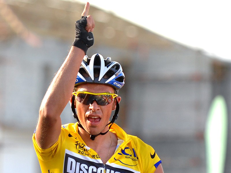 Alberto Contador isn't guaranteed a start in this year's Tour