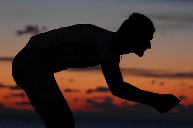 Could Tom Boonen lead a Belgian team pursuit in Beijing?