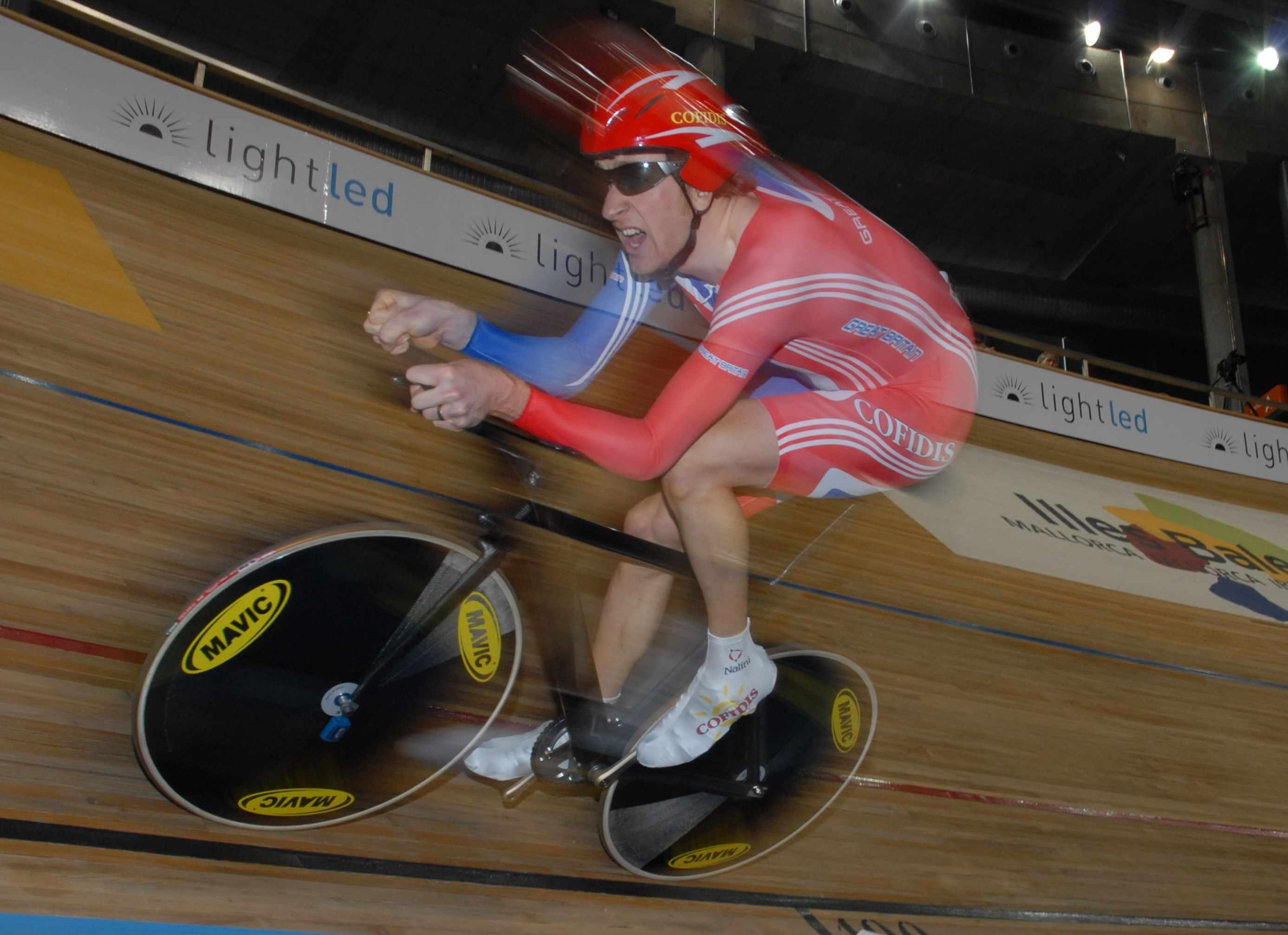 Bradley Wiggins will be hoping to add to his medal tally in Manchester