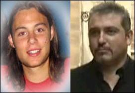 Enaitz Iriondo and Tomas Delgado