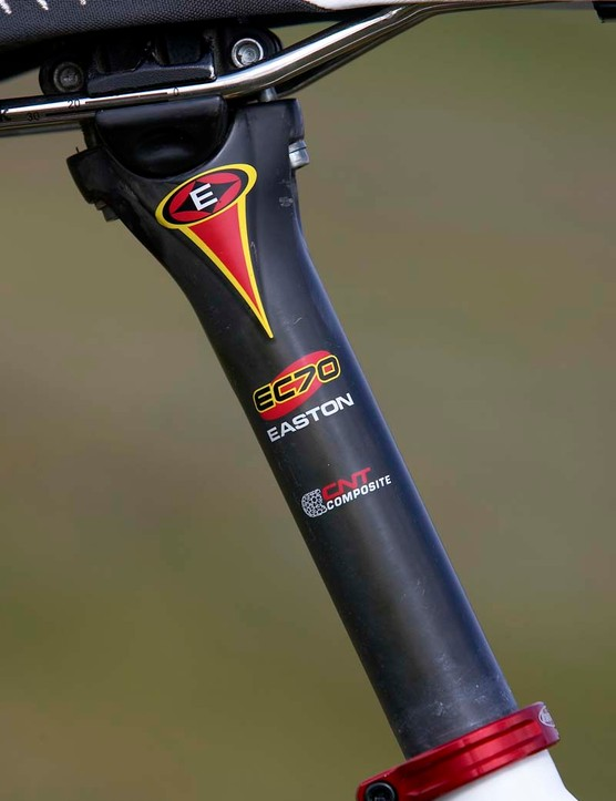 Easton carbon seat post