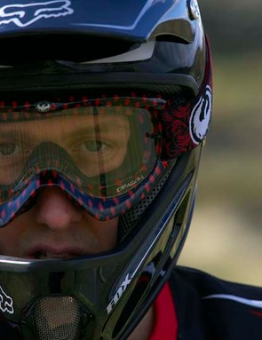 Team BikeRadar launch 2008