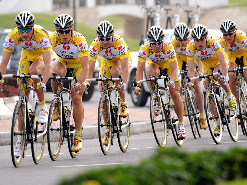 Saunier Duval has a strong line up for the Tour