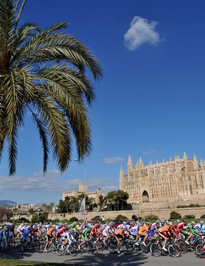 Palma de Mallorca, an ideal place to start  the season