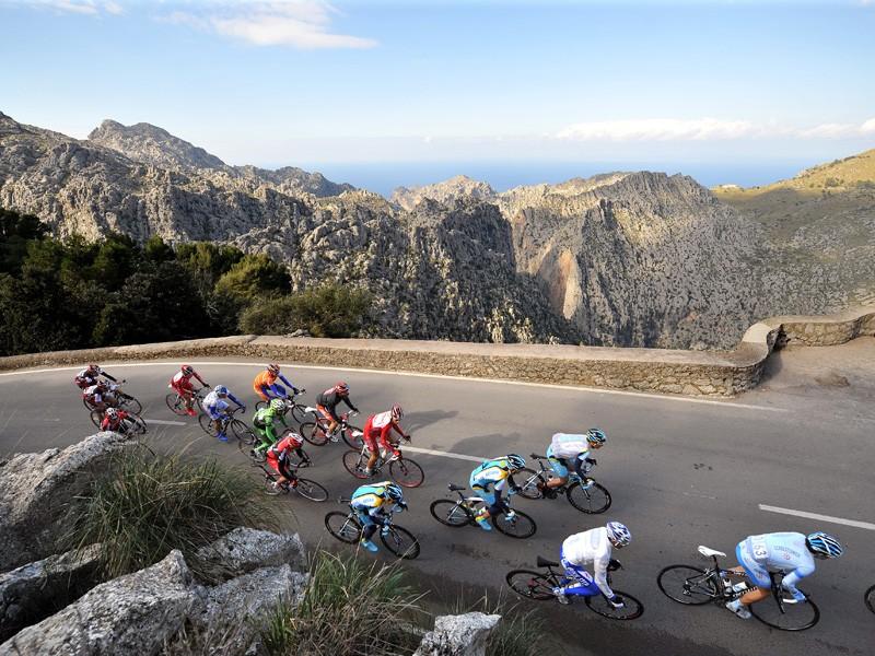 Stunning scenery in Mallorca