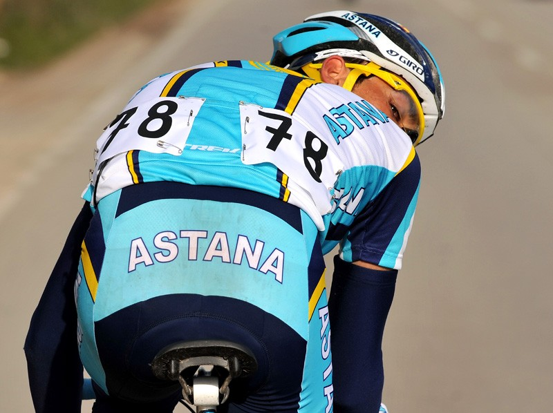 The UCI is backing Alberto Contador to ride the Tour