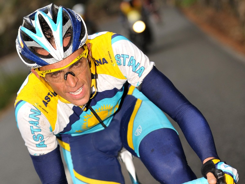 Alberto Contador is being urged to attack over his Tour exclusion
