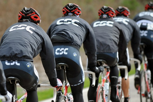 CSC is leaving the peloton after eight years