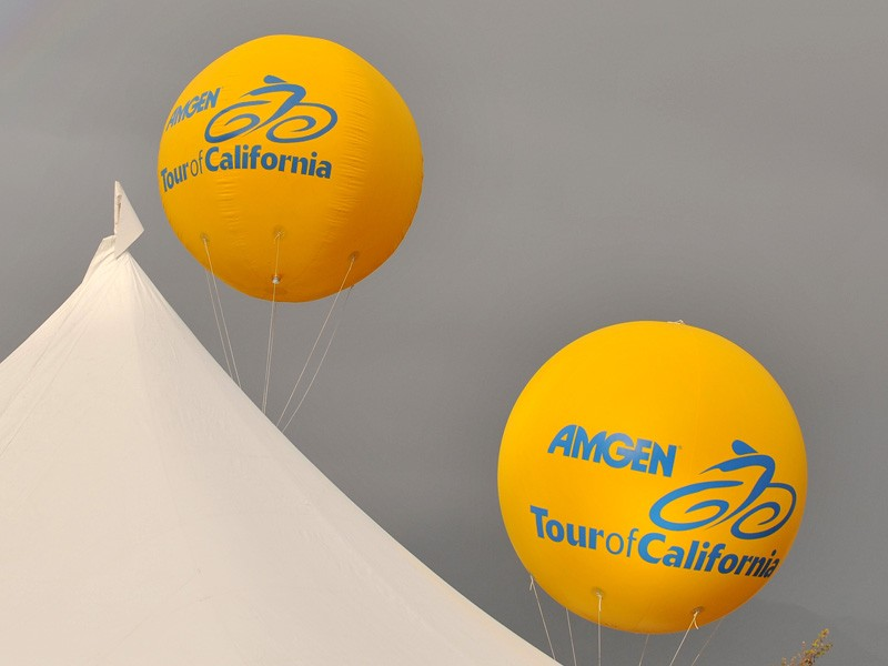 The Tour of California and the Tour de France will work together in future