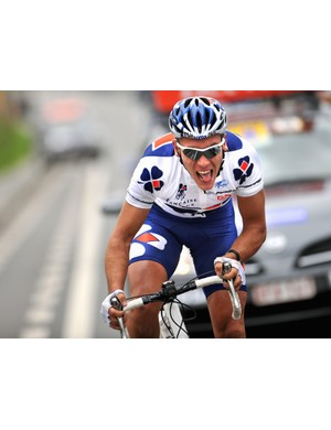 Philippe Gilbert was unstoppable