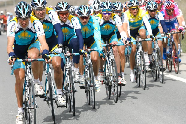 Astana can look forward to driving things at the Vuelta