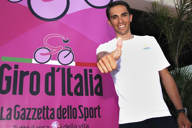 Alberto Contador says he needs a little more fine tuning