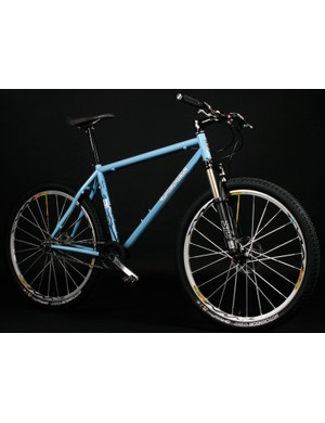 Deluxe MTB in steel - IF's first model introduced in 1996