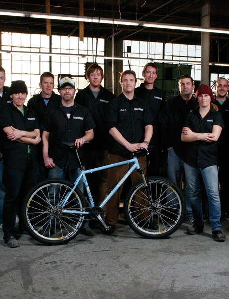 Independent Fabrication's worker owners