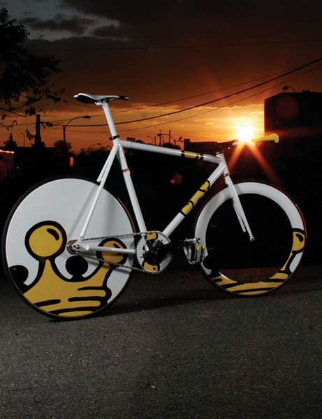 IF Pursuit bike