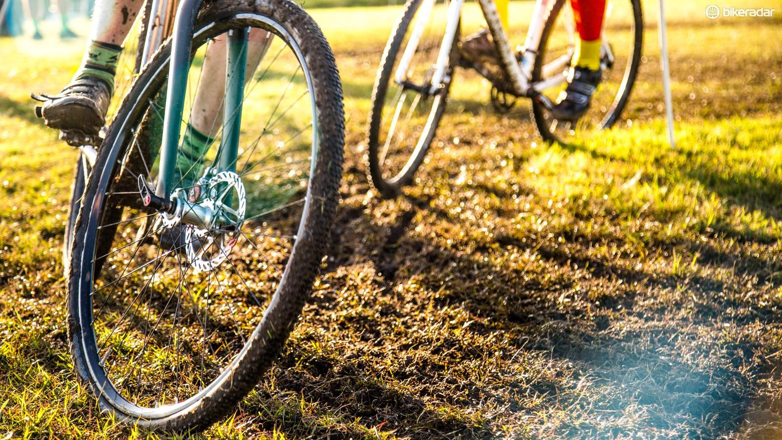 Riding a CX bike will help you to improve your handling skills