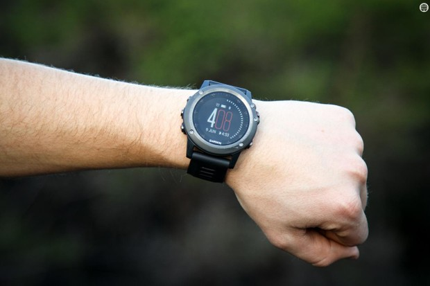 The Fenix 3 is just about the ultimate outdoor companion